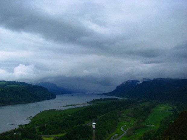 Columbia River Gorge - Crown Point